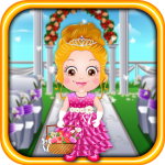 Baby Hazel Flower Girl 18 APK