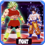 DB Super Saiyan Goku Battle 1.38 APK
