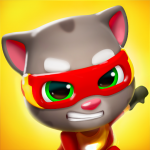 Talking Tom Hero Dash 2.5.0.894 APK