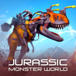 Jurassic Monster World: Dinosaur War 3D FPS 0.11.0 APK
