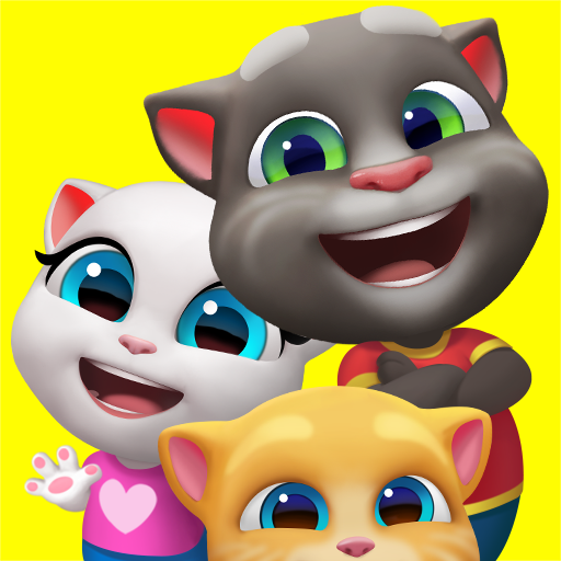 My Talking Tom Friends 1.1.2.2033 APK