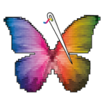 Cross Stitch Gold: Color by number, Sewing pattern 1.2.1.5 APK