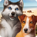 Dog Hotel – Play with dogs and manage the kennels 2.1.8 APK