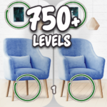 Find the differences 750 + levels 4.59 APK