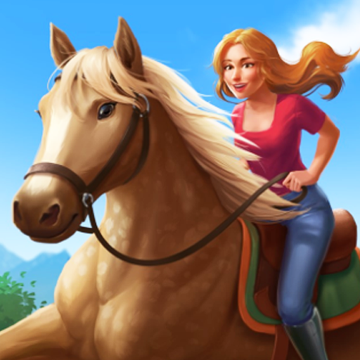 Horse Riding Tales – Ride With Friends 850  APK