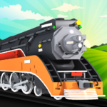 Train Collector: Idle Tycoon 2.37 APK