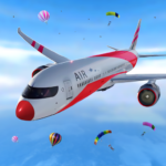 Airplane simulator 2020: airplane games 2.1.1 APK