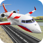 City Airplane Pilot Flight New Game-Plane Games 2.45APK