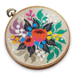 Cross Stitch Club — Color by Numbers with a Hoop 1.9.902 APK