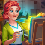Gallery: Coloring Book by Number & Home Decor Game 0.239 APK
