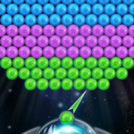 Space Bubble Explore 2.5 APK