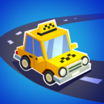 Taxi Run – Crazy Driver 1.28.1 APK