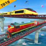 Train Simulator 2020: free train games 100.1 APK
