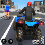 ATV Quad Bike Simulator 2020: Bike Taxi Games 3.4 APK