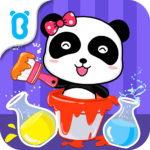 Baby Panda's Color Mixing Studio 8.48.00.01 APK