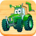 Car Puzzles for Toddlers 3.7 APK