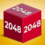 Chain Cube: 2048 3D merge game 1.35.01 APK