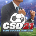 Club Soccer Director 2021 – Soccer Club Manager 1.4.4 APK