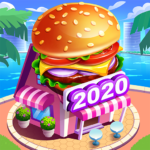 Cooking Marina – fast restaurant cooking games 1.7.06 APK