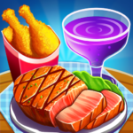 Crazy My Cafe Shop Star – Chef Cooking Games 2020 1.13.9 APK