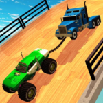 Double Impossible Mega Ramp 3D – Car Jump & Drift 3.7 APK