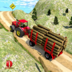 Drive Tractor trolley Offroad Cargo- Free 3D Games 2.0.50 APK