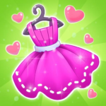 Fashion Dress up games for girls. Sewing clothes 6.0.8 APK