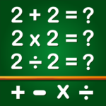 Math Games, Learn Add, Subtract, Multiply & Divide 9.1APK