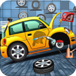 Modern Car Mechanic Offline Games 2020: Car Games 1.0.44 APK