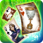 Shadow Kingdom Solitaire. Adventure of princess 1.17 APK