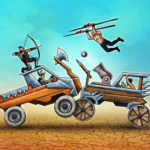 War Cars: Epic Blaze Zone  APK