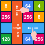 2048 Rows and Columns: Drag n Merge Numbers v1.1.0 APK