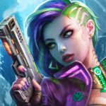 Battle Night: Cyber Squad-Idle RPG 1.4.7 APK