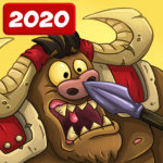 Booblyc TD Battles – Realm Tower Defense Games 1.0.636 APK