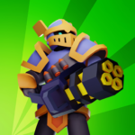 Bullet Knight: Dungeon Crawl Shooting Game 1.2.1  APK