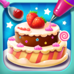 🍰👩‍🍳👨‍🍳Cake Shop 2 – To Be a Master 5.3.5017 APK