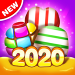 Candy House Fever – 2020 free match game 1.1.4 APK