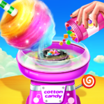 💜Cotton Candy Shop – Cooking Game🍬 5.9.5026 APK