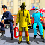 FireFighter Emergency Rescue Game-Ambulance Rescue 3.1 APK
