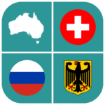 Geography Quiz – flags, maps & coats of arms 1.5.9 APK