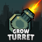 Grow Turret – Idle Clicker Defense 7.5.5 APK