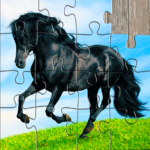 Horse Jigsaw Puzzles Game – For Kids & Adults 🐴 25.1 APK