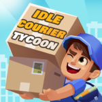 Idle Courier Tycoon – 3D Business Manager 1.2.2APK