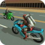 Jetpack Hero Miami Crime 1.4 APK