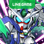 LINE: Gundam Wars! Newtype battle! All the MSes! 6.3.0  APK