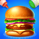🍔🍔Make Hamburger – Yummy Kitchen Cooking Game 3.2.5022 APK
