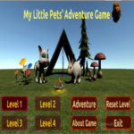 My Little Pets' Adventure Game 0.3 APK