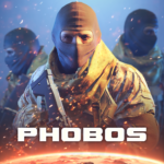 PHOBOS 2089: Idle Tactical 1.44 APK