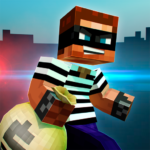 🚔 Robber Race Escape 🚔 Police Car Gangster Chase 3.9.3 APK