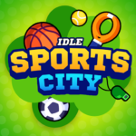Sports City Tycoon – Idle Sports Games Simulator 1.6.1 APK